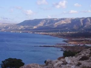 Morning Calm-Green Mountains-Eastern Libya-October 2006