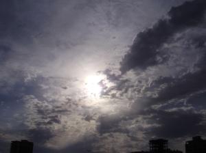 Emotions in Clouds-Tripoli-Libya