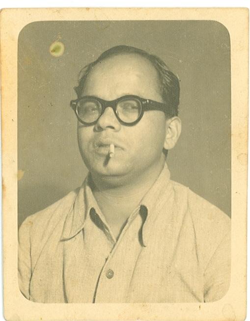 GPU-Professor Ganesh Prasad Uniyal during his London School of Economics days where he did his PhD under Professor Harold Laski