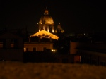 From the Top of Spanish Steps