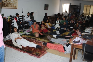 Yoga and Emotional Intelligence workshops-Sukh Sagar Indian Community centre San Gjwann