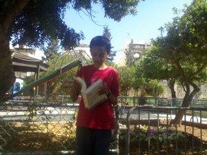 Sahil-Readings in Swieqi-Malta