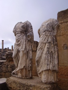 Cyrene-Modern Day Shahat in Eastern Libya