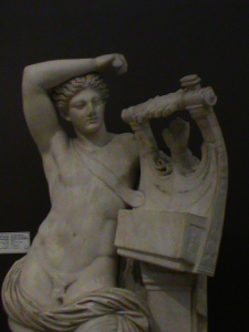 Asclepius-Medicine and Healing-Archeology Museum-Istanbul