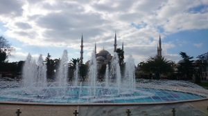 Blue Mosque-Sultanahmet