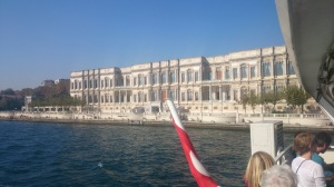 Palaces on Bosphorus