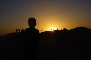 2004 sunset sahara