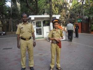 MUMBAI-Pinnacle school-Malad-2008-The Police man-on Annual Day