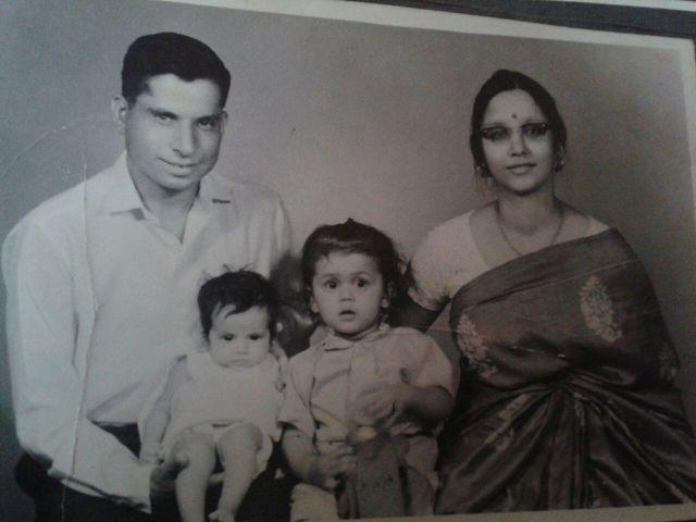 BHATT FAMILY 1970