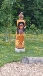 Native Indian- Next to Dr Martin Dobkin Park, Mississauga