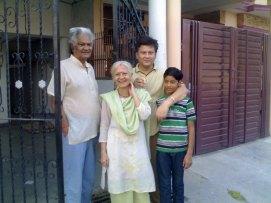 2013 May-Thapliyal Family-Sabu bua , Surinder mamaji, Ajju, Mubarak