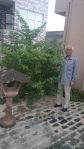 Terrace-Palam Vihar-Mausaji-Dr Professor Ram Prasad Nawani-Aug 2015