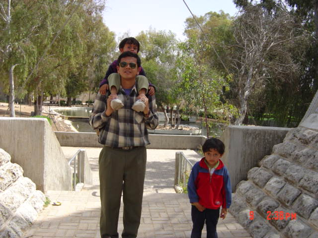 10.3 2004 at tripoli zoo