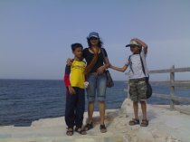 15 Diary by the sea sabratha 2009