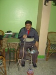WALKS..2004- Cairo Cafes-Regilla.