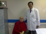 PARTNERSHIP WITH PATIENTS- WITH DIFINKA..2008  A Bulgarian lady, who made Libya her life. She came to me as a patient, and turned out to be a very special mentor.