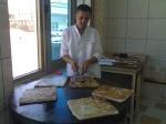 Baking..Egyptian Bakers..now not seen often in Tripoli (West Libya)