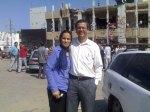 BAB AL AZIZIYA..AUGUST 2011...Witnessing first hand a 21st century insurrection