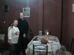 TRIPOLI EXPATRIATE COMMUNITY- Hasen Bujari and Milica Ivanovic..  Friends who helped shape my persectives