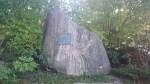 GRAYDON MEMORIAL ROCK-1967