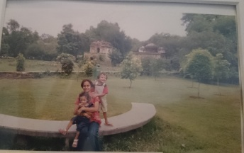 2002-LODHI GARDENS-DELHI...Remembering Walks of yester years