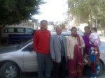 Dr.M.C.Soangra, Orthopedics Surgeon, a veteran of the Indian community of Tripoli with family