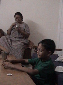 2008 Palam Vihar_Sahil with Dadi