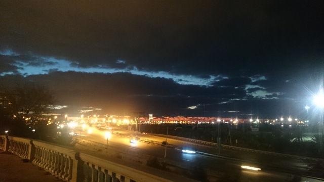 Tripoli Skyscapes-Dec 2015