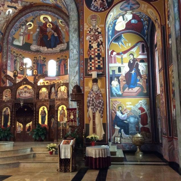 St Sava-Serbian Church-Blundell road