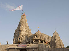 Dwarkadeesh Temples-Gujarat-Source Wikipedia