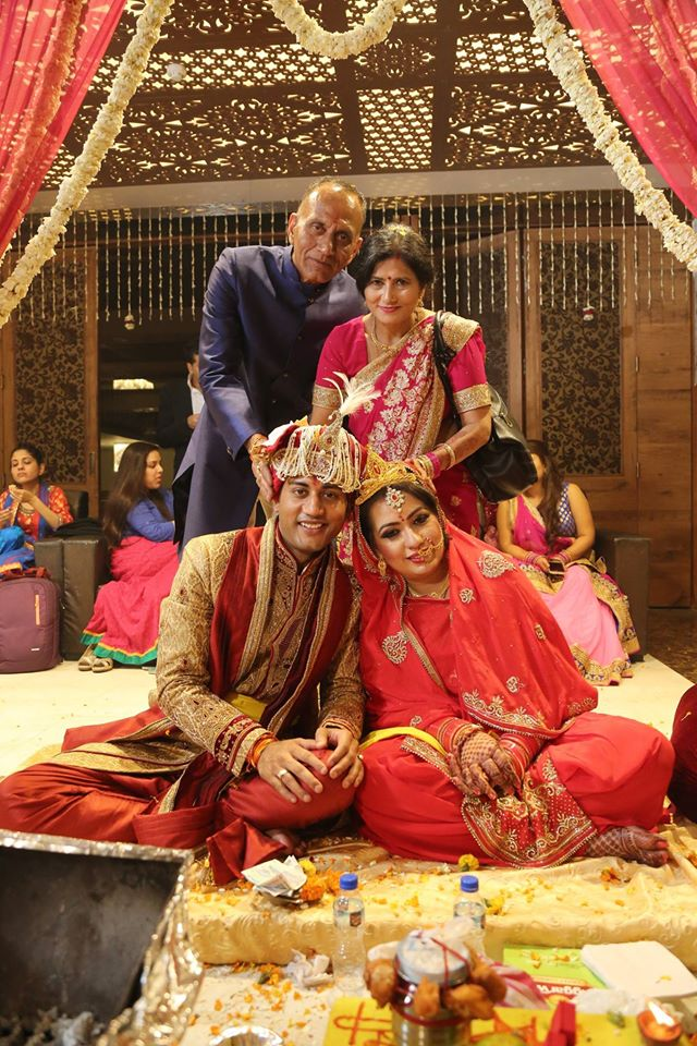 28 2 17 Rohit Dobhal marriage
