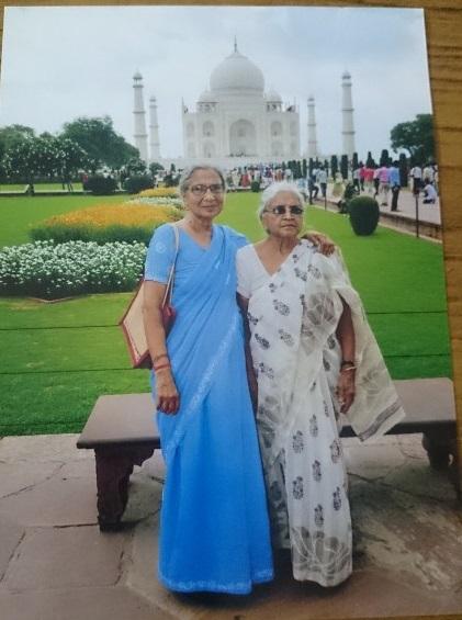 My father's sisters -Saraswati-Laxmi