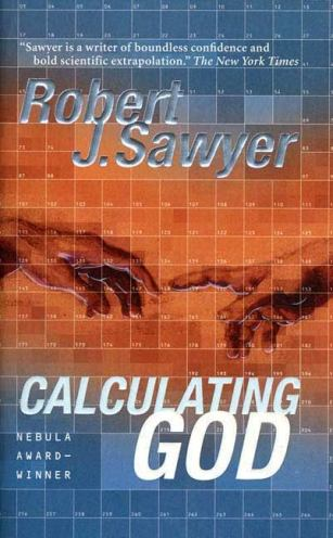 Robert Sawyer's-Calculating God-made us discuss the meaning of ultimate reality. The book takes place in the present day and describes the arrival on Earth of sentient aliens. The bulk of the novel covers the many discussions and arguments on this topic, as well as about the nature of belief, religion, and science. Thomas Jericho, a paleontologist working at the Royal Ontario Museum in Toronto, makes the first human-to-alien contact when a Forhilnor, a spider-like alien from the third planet of the Beta Hydri system arrives on Earth to investigate Earth's evolutionary history. The alien, Hollus, has come to Earth to gain access to the museum's large collection of fossils, and to study accumulated human knowledge in order to gather evidence of the existence of God. It seems that Earth and Hollus' home planet, and the home planet of another alien species traveling with Hollus, all experienced the same five cataclysmic events at roughly the same time. Hollus believes that the universe was created by a god, to provide a place where life could develop and evolve. Thomas Jericho is an atheist who provides a balance to the philosophical discussion regarding the existence of gods.(source-Wikipedia)