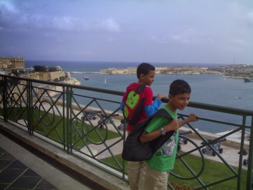 2010-Oct-Upper Barrakka-Malta