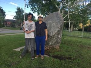 Graydon Rock-2020-June-Sahil and PB